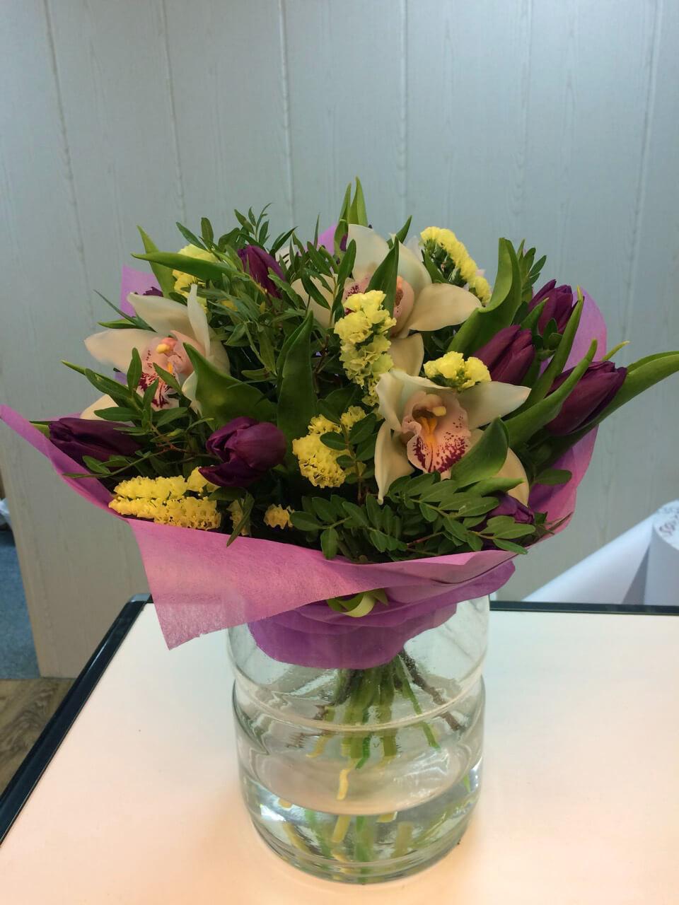 Букетов, купить букет цветов в твери