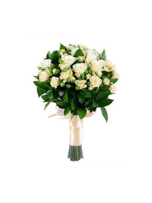 Заказать зелень на букет невесты спб, павильон под