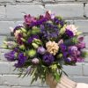 Букет с экзотическими цветами